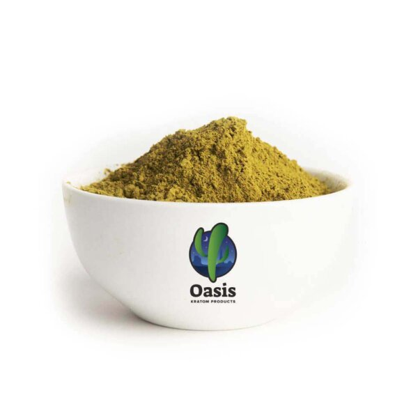 Red Hulu Kapuas Kratom Powder - product image - Oasis Kratom
