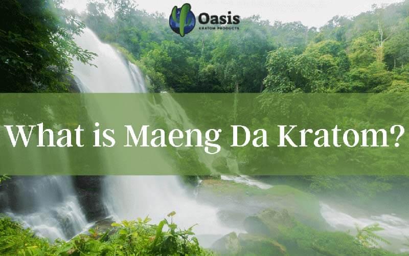 What is Maeng Da Kratom?