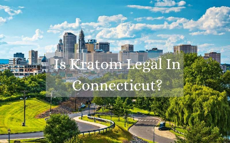 Is Kratom Legal In Connecticut - by Oasis Kratom