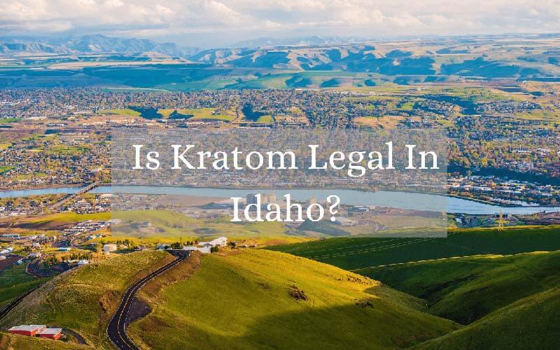 Is Kratom Legal In Idaho - by Oasis Kratom