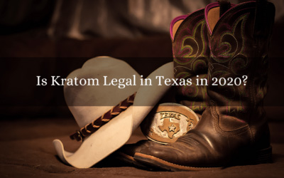 Is Kratom Legal in Texas - Oasis Kratom