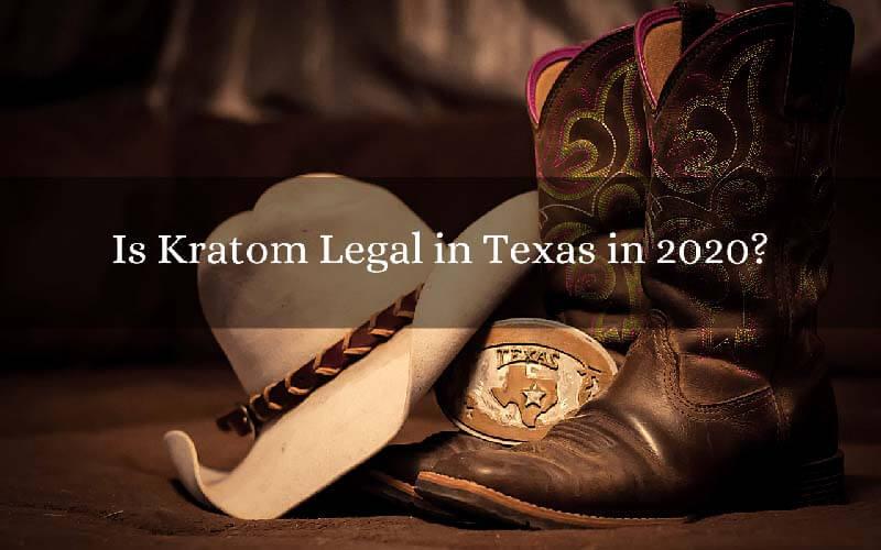 Is Kratom Legal in Texas -by Oasis Kratom