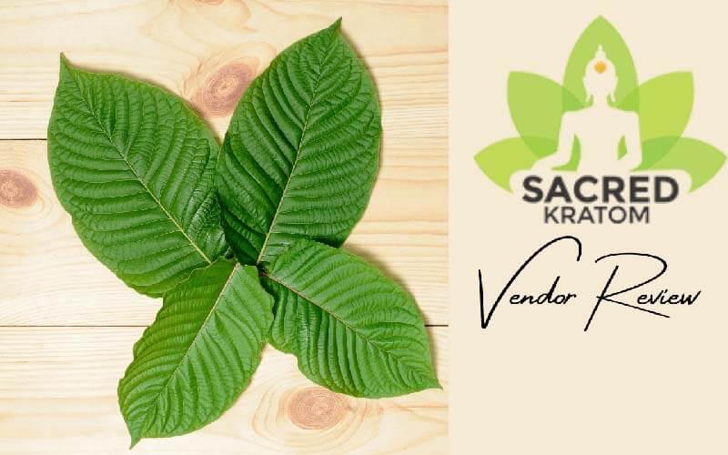 Sacred Kratom Vendor Review - by Oasis Kratom