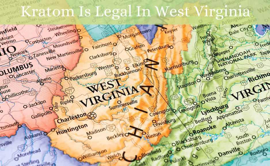 is kratom legal in west virginia-oasis kratom