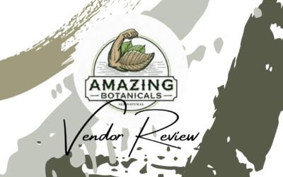 Amazing Botanicals Vendor Review - Oasis Kratom