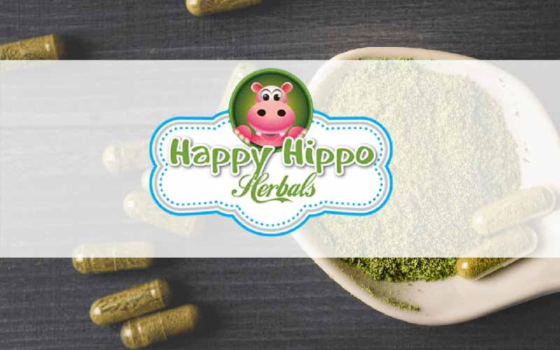 Happy Hippo Herbals Vendor Review - by Oasis Kratom
