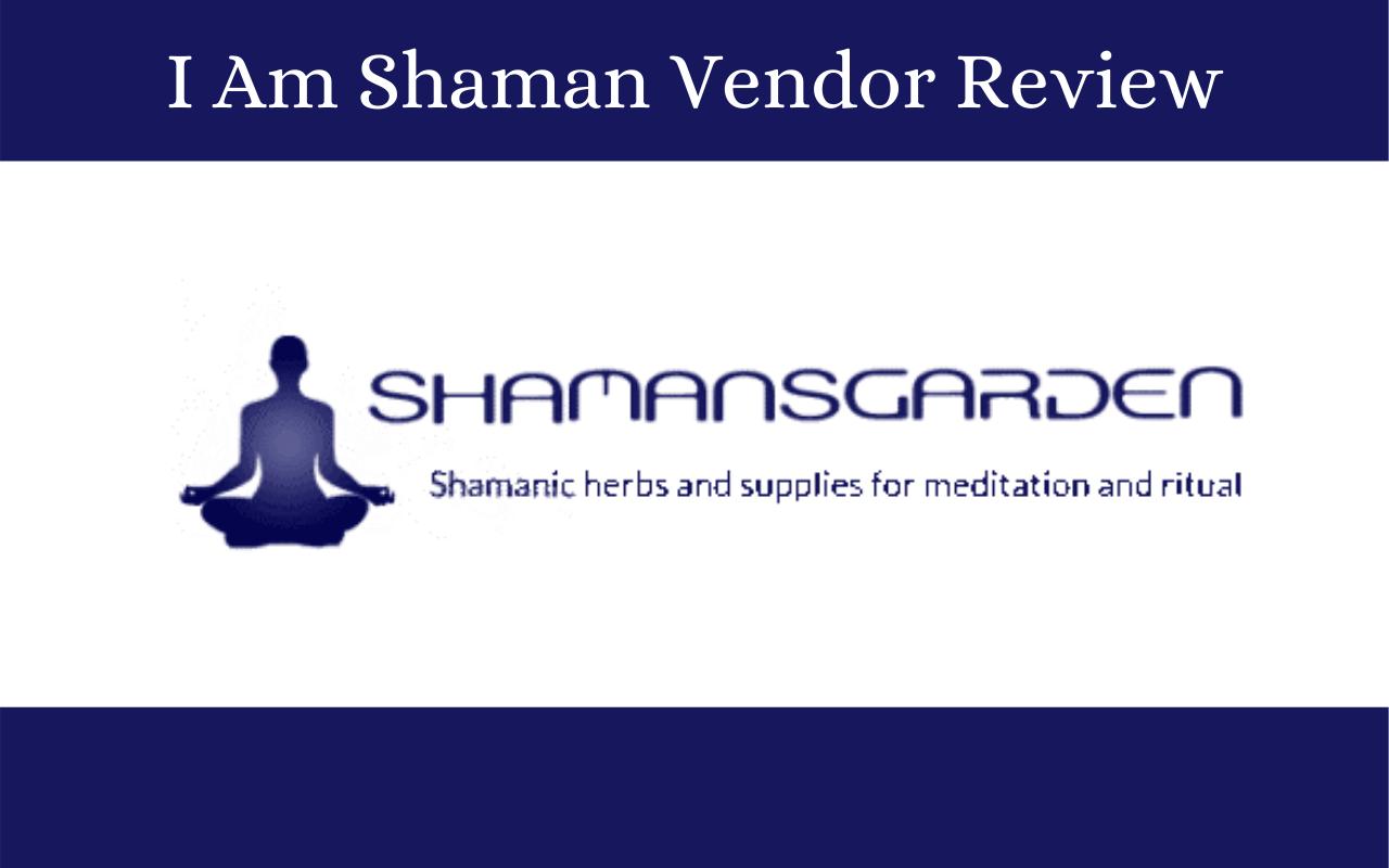 I Am Shaman Vendor Review