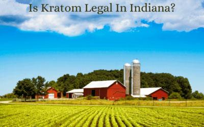 Is Kratom Legal In Indiana - Oasis Kratom