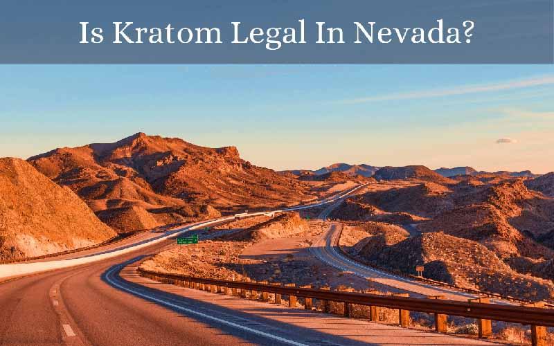 Is Kratom Legal In Nevada - by Oasis Kratom
