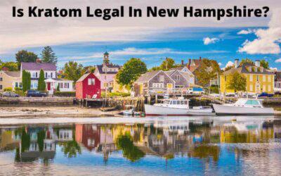 Is Kratom Legal In New Hampshire - Oasis Kratom
