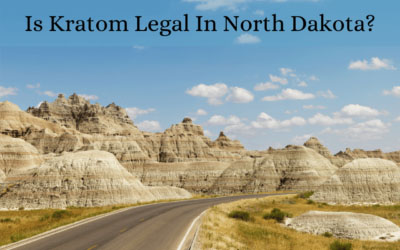 Is Kratom Legal In North Dakota - Oasis Kratom