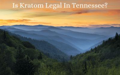 Is Kratom Legal In Tennessee - Oasis Kratom