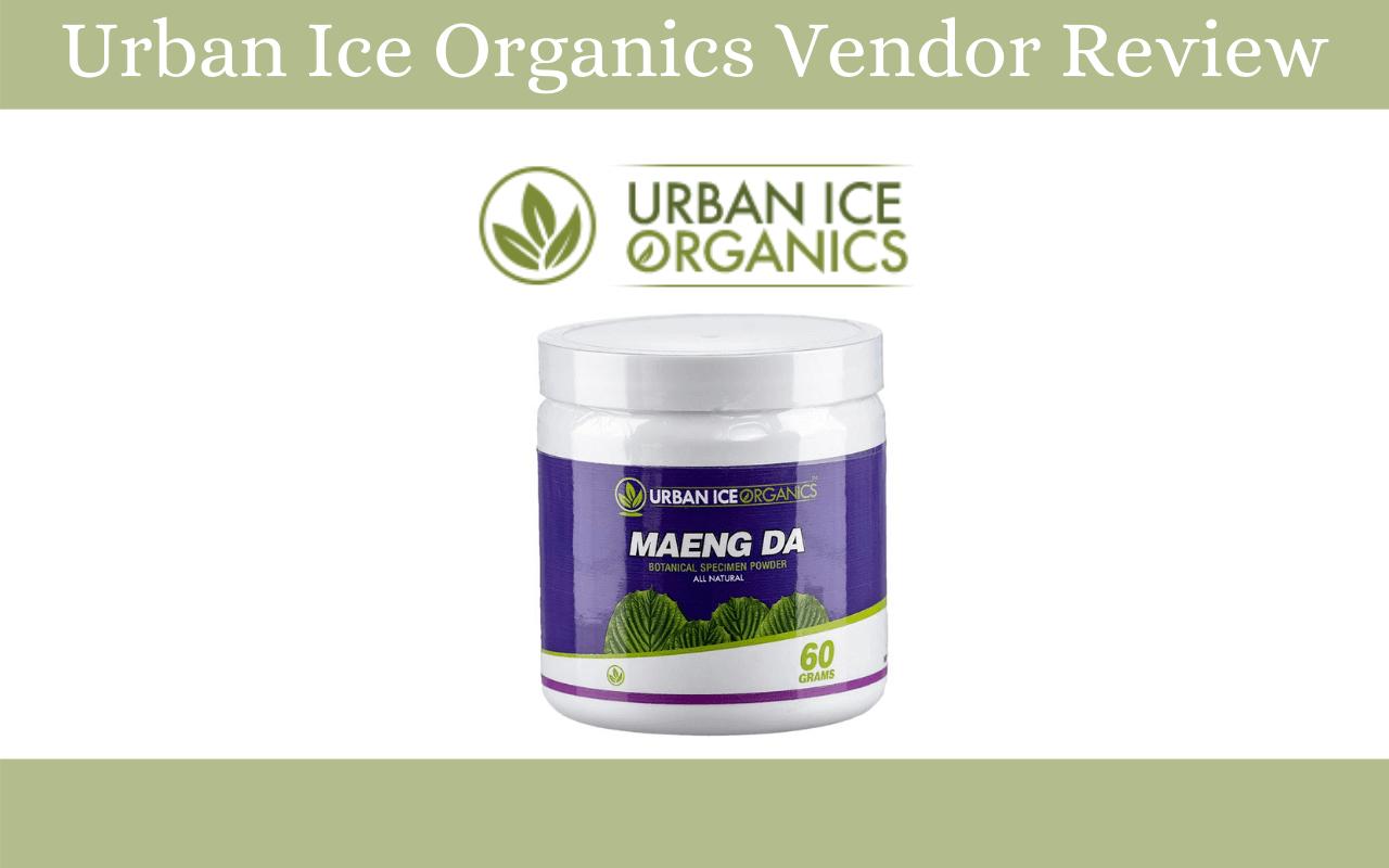 Urban Ice Organics Vendor Review