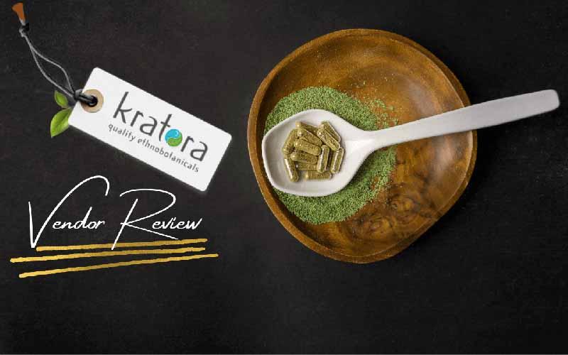 Kratora Vendor Review - by Oasis Kratom