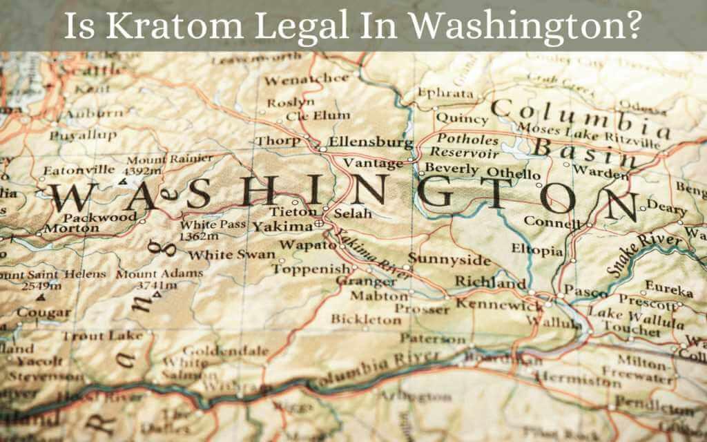 is kratom legal in washington - image - oasis kratom