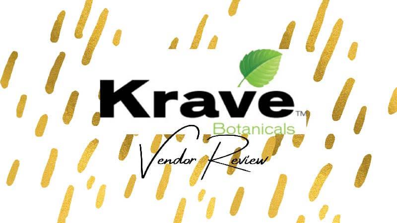 Krave Kratom Vendor Review - by Oasis Kratom