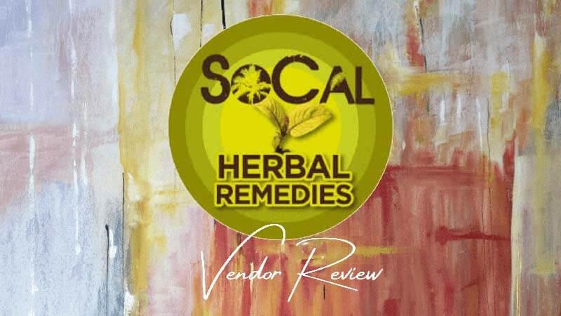 Socal Herbal Remedies Vendor Review - by Oasis Kratom