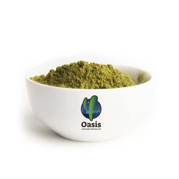 Super Green Kratom Powder - product image - Oasis Kratom