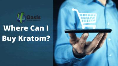 Where To Buy Kratom In The US - Oasis Kratom