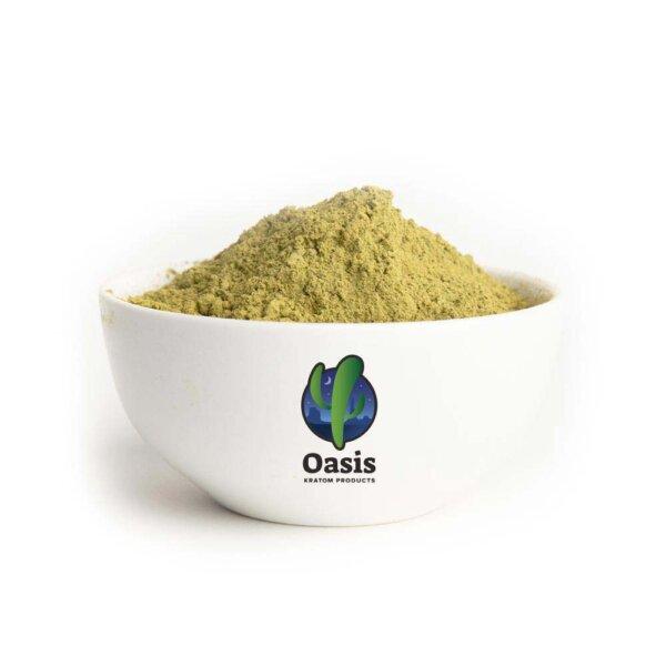 White Indo Kratom Powder- product image - Oasis Kratom