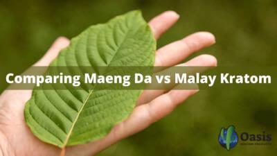 Maeng Da vs Malay - Oasis Kratom