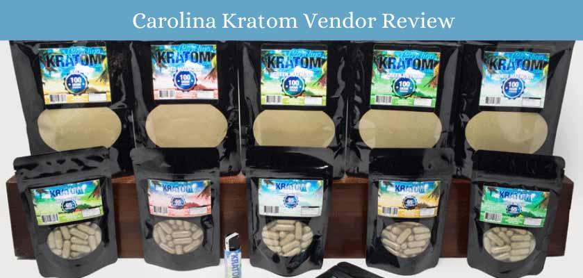 Carolina Kratom Vendor Review - Oasis Kratom